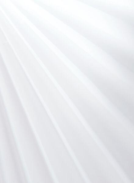 plisségordijn uni vlamvertragend 20 mm - 7430033 - HEMA