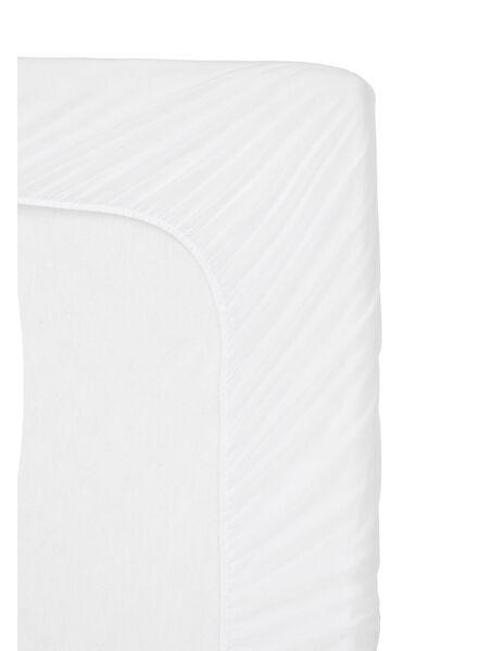 molton hoeslaken - waterdicht - 90 x 200 cm - 5150068 - HEMA