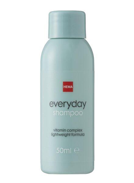 shampoo everyday 50ml - 11057131 - HEMA