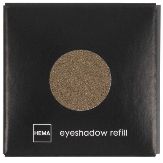 oogschaduw mono metallic 32 beaming brown bruin navulling - 11210332 - HEMA