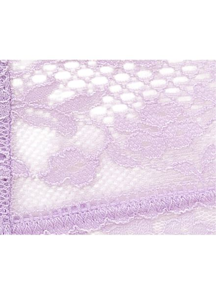 damesstring lila lila - 1000002314 - HEMA