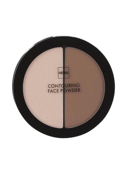 contouring face powder cold - 11294802 - HEMA