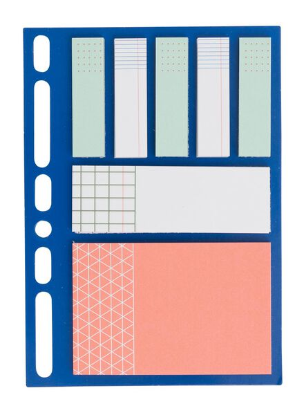 7-pak sticky notes - 14101358 - HEMA
