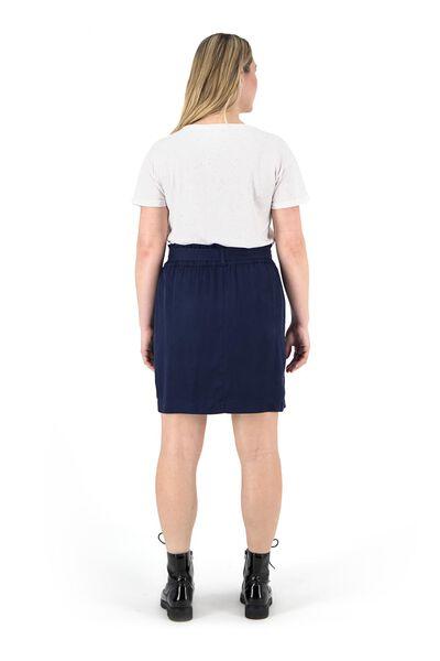 dames t-shirt beige beige - 1000019424 - HEMA
