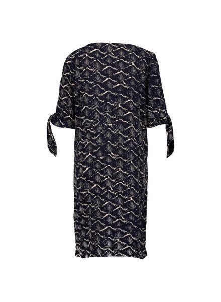 damesjurk zwart zwart - 1000014840 - HEMA