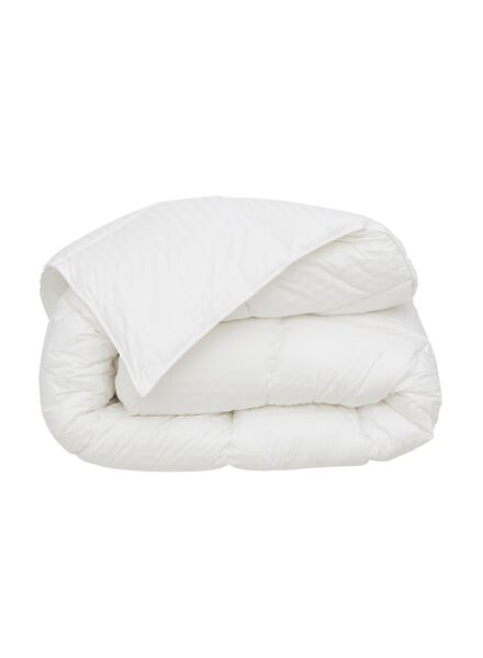 dekbed - synthetisch luxe wit wit - 1000014204 - HEMA