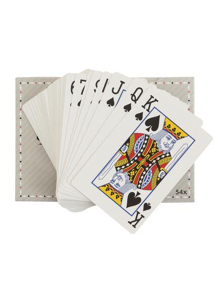 2-pak speelkaarten - 15990098 - HEMA