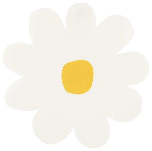 placemat - 36 x 36 - kunststof - bloem - 5390001 - HEMA
