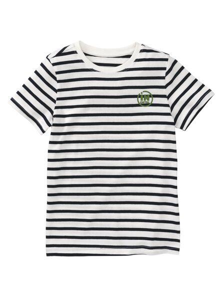 kinder t-shirt ecru ecru - 1000008233 - HEMA