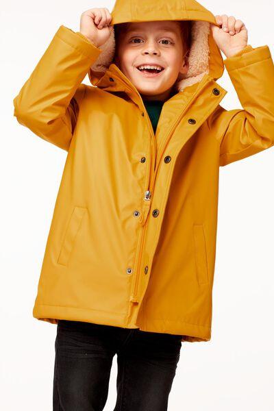 kinderjas geel 134/140 - 30745033 - HEMA