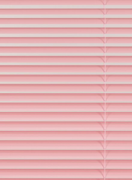 jaloezie aluminium zijdeglans 25 mm - 7420030 - HEMA