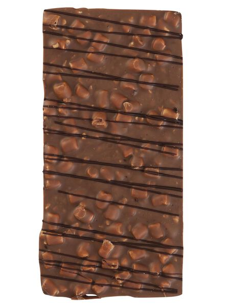 chocoladereep rockey road - 10370071 - HEMA
