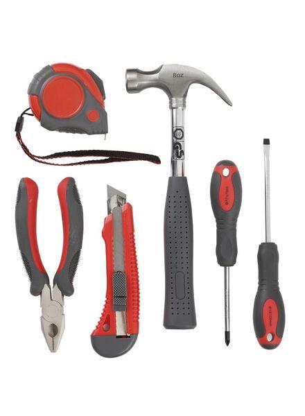 gereedschapset - 81040052 - HEMA
