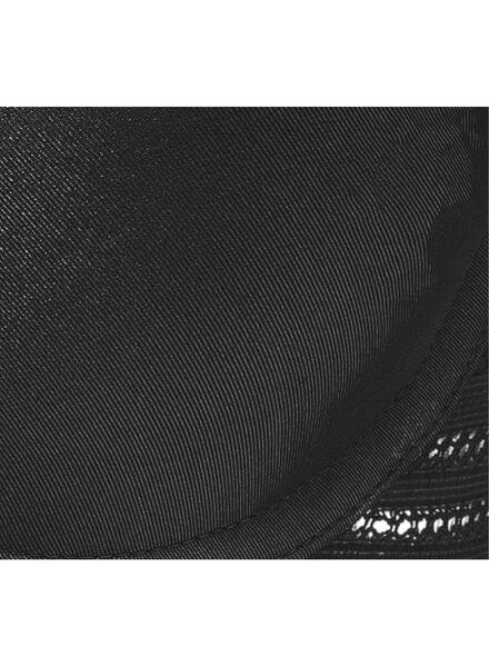 push up padded beugelbh A-C zwart zwart - 1000009637 - HEMA