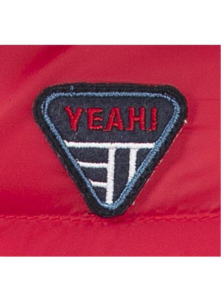 kinderjas rood rood - 1000011411 - HEMA