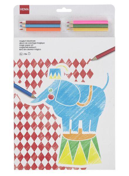 magisch kleurboek - 15920150 - HEMA