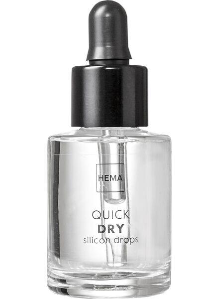 quick dry silicon drops - 11244534 - HEMA