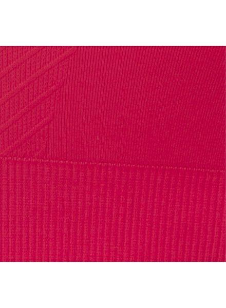 sportbh naadloos roze roze - 1000008056 - HEMA