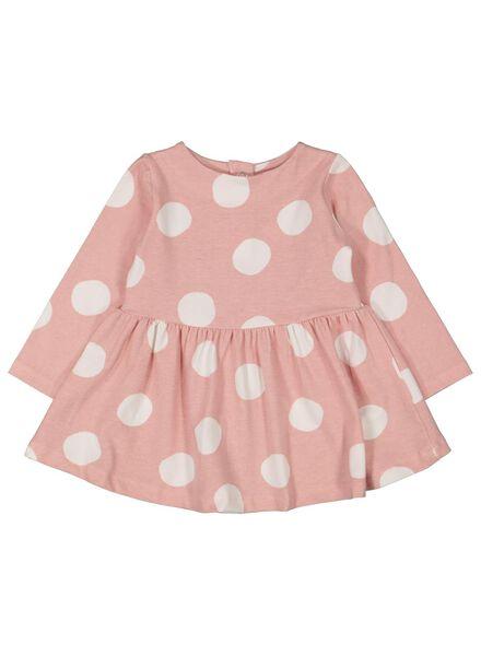 babyjurk roze roze - 1000015518 - HEMA