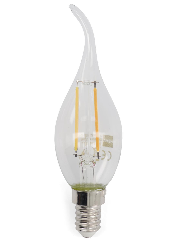 HEMA LED Lamp 15W – 140 Lm – Kaars – Helder (transparant)