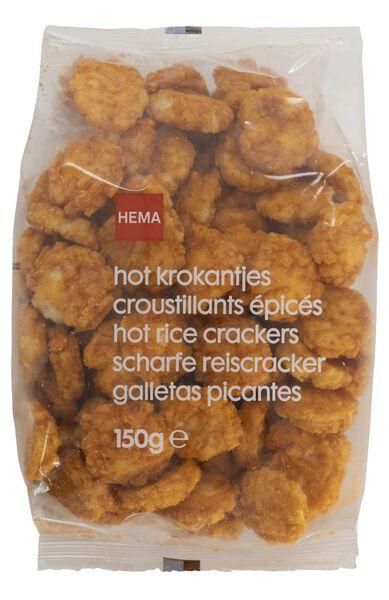 Hot krokantjes 150gram - in Zoutjes