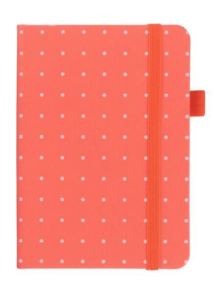 notitieboek A6 gelinieerd - 14101336 - HEMA