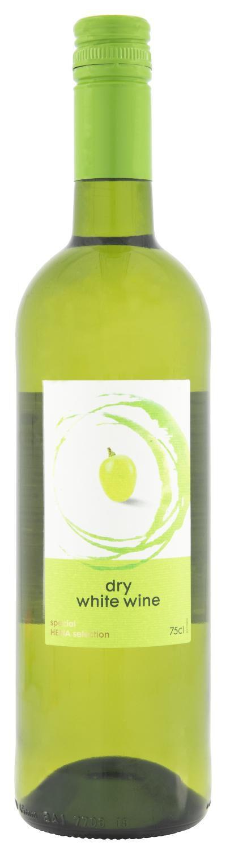 Huiswijn Huiswijn Wit Droog - 0,75 L