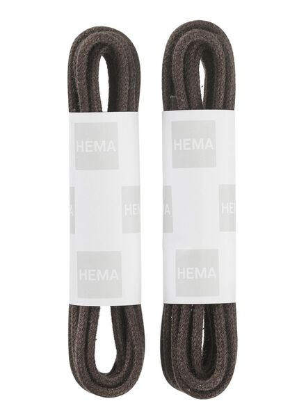 2-pak schoenveters fijn 90 cm - 20550326 - HEMA