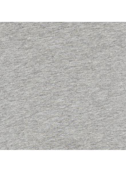dames singlet biologisch katoen grijsmelange grijsmelange - 1000004835 - HEMA