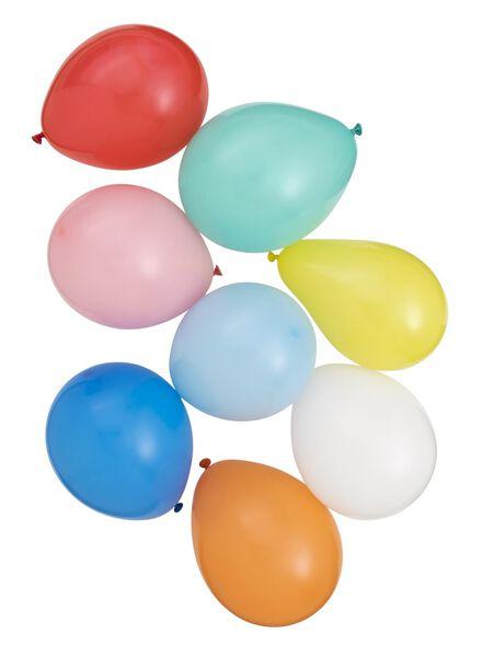 50-pak ballonnen - 14230011 - HEMA