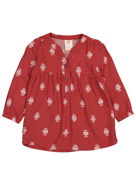 HEMA Babyjurk Rood (rood)