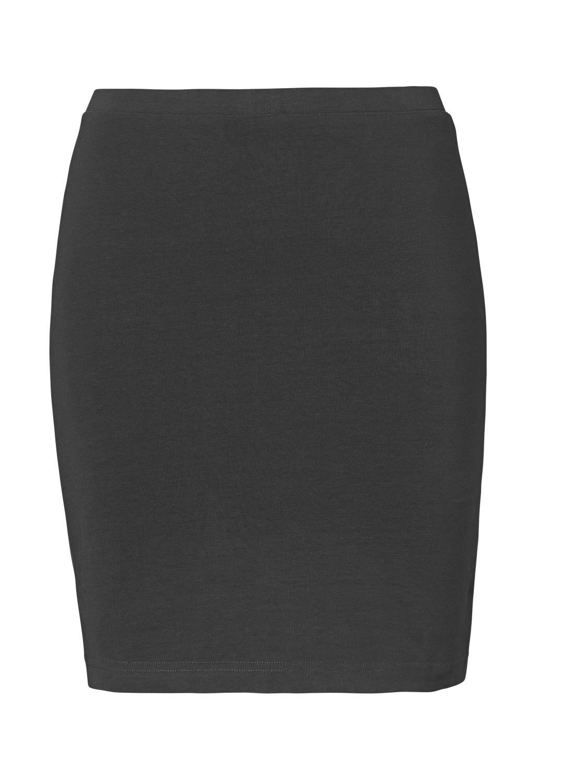 HEMA Damesrok Biologisch Katoen Zwart (zwart)