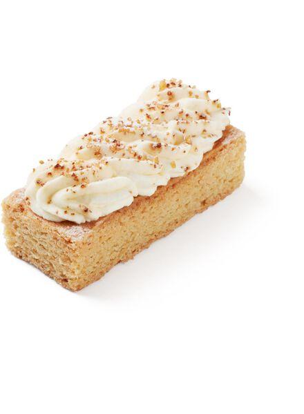 vanille slagroom gebakje - 6310032 - HEMA