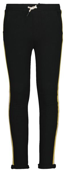 kinder sweatbroek zwart zwart - 1000017600 - HEMA