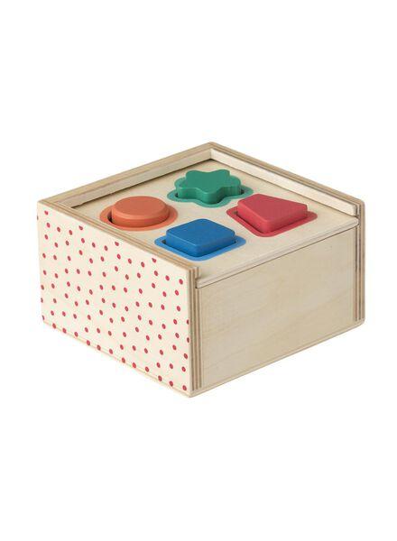 houten vormenstoof - 15110251 - HEMA