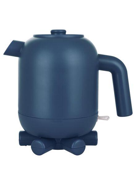 waterkoker Ketelbinkie snoerloos - 1.2 liter - donkerblauw - 80010082 - HEMA