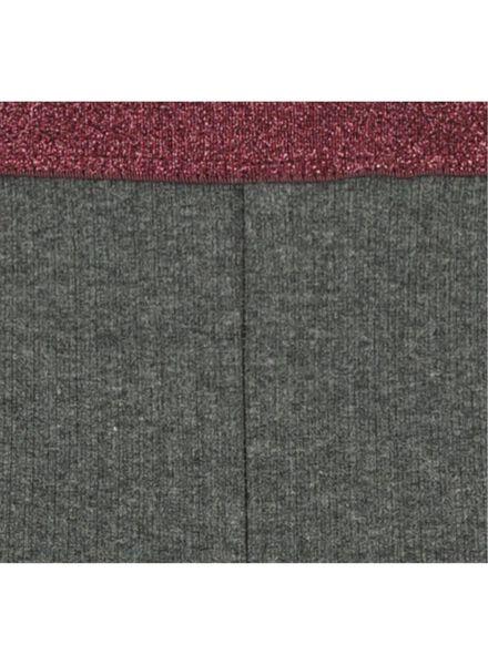 kinderlegging grijsmelange grijsmelange - 1000015565 - HEMA