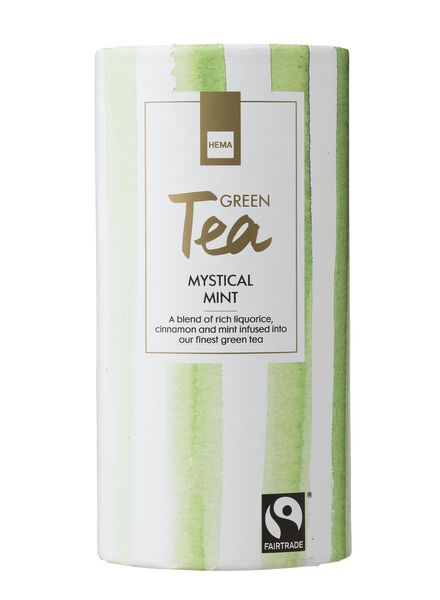 mystical mint groene thee fairtrade - 60900133 - HEMA