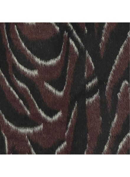 damesjas donkerrood donkerrood - 1000015478 - HEMA
