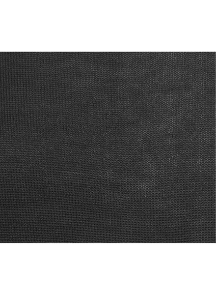 damestrui zwart zwart - 1000009735 - HEMA