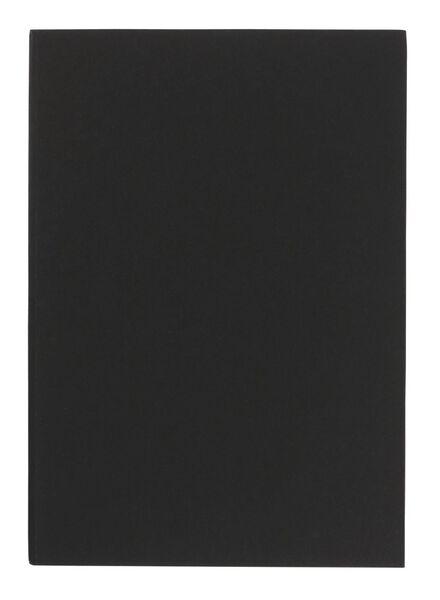 notitieboek A4 blanco - 14522343 - HEMA