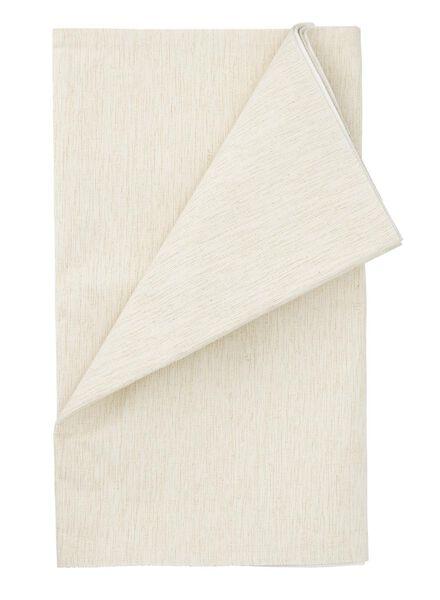 chambray tafelloper 45 x 150 cm - 5300012 - HEMA