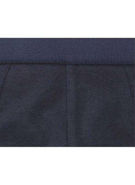 3-pak herenslips donkerblauw donkerblauw - 1000006490 - HEMA