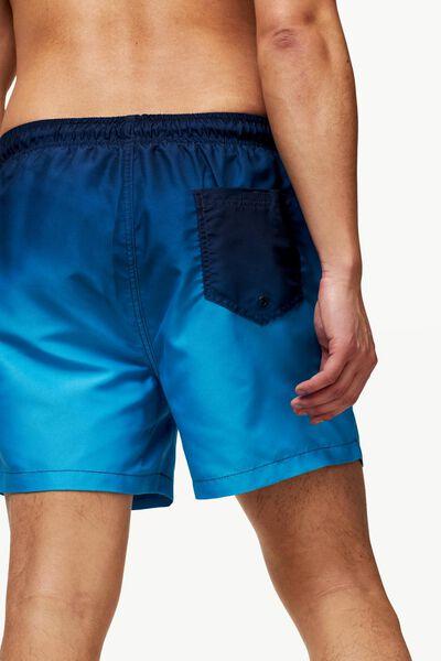 heren zwembroek donkerblauw donkerblauw - 1000018181 - HEMA