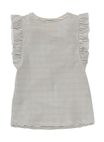 kinder t-shirt gebroken wit gebroken wit - 1000008041 - HEMA