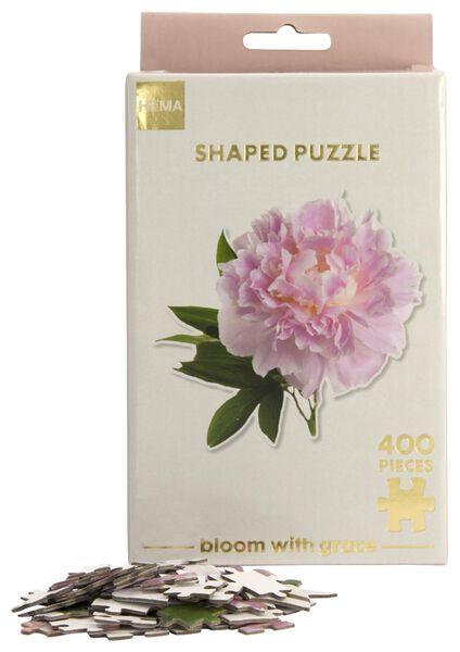 puzzel roos 400 stukjes - 61120210 - HEMA