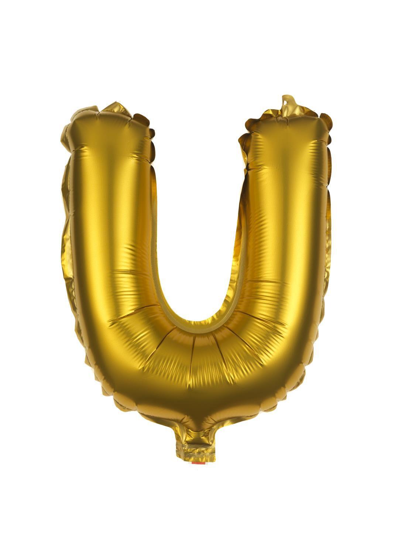 HEMA Folieballon Letter U