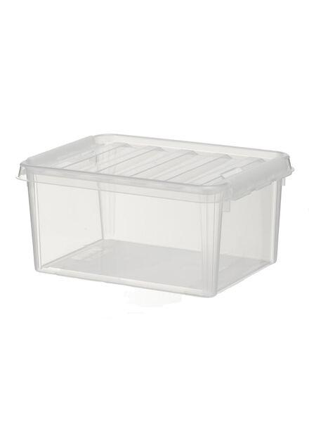 opbergbox 34 x 25 x 16 cm - 39822510 - HEMA