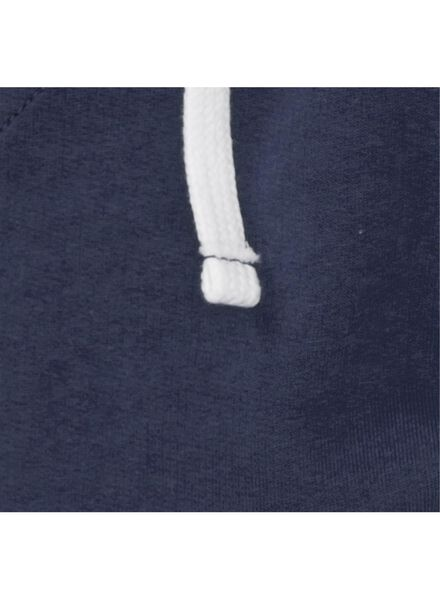baby sweatbroek donkerblauw donkerblauw - 1000004393 - HEMA