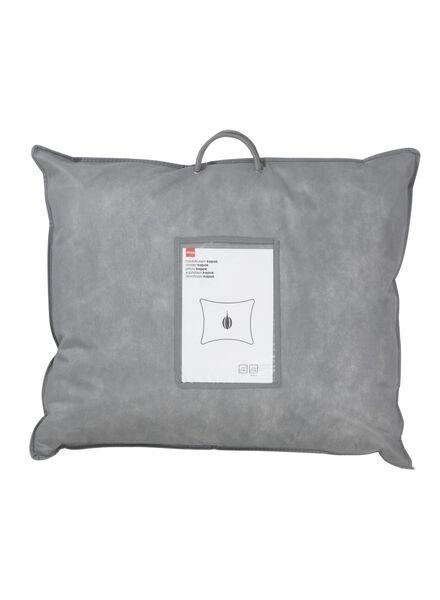hoofdkussen - kapok - medium stevig - rug- en zijslaper - 5500005 - HEMA